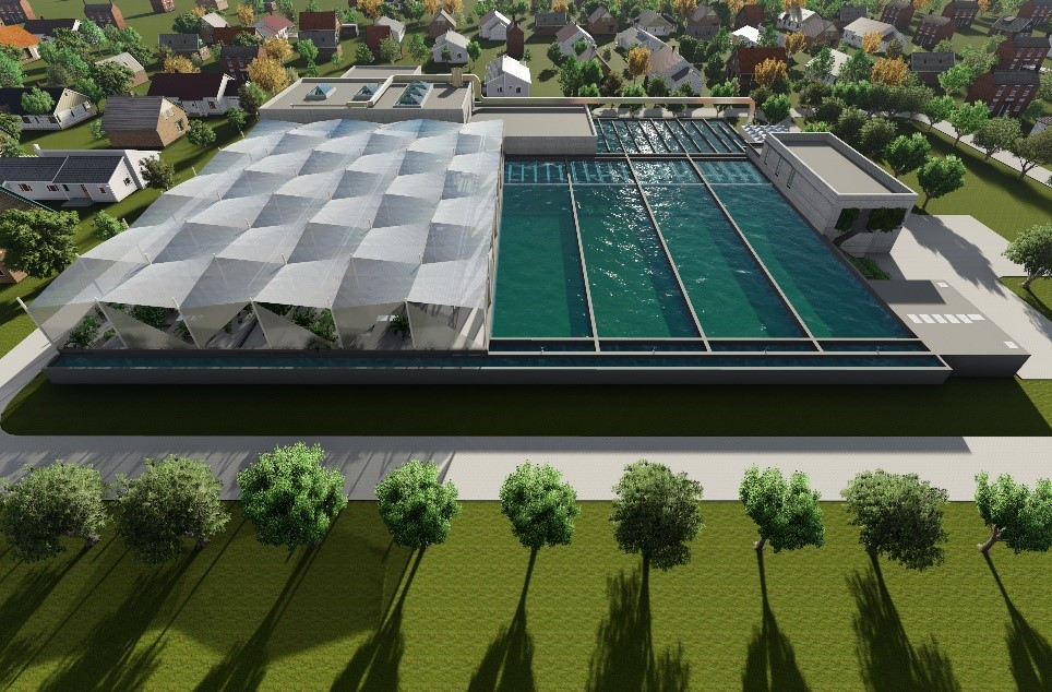 "Organica Water Selected to Build ""Ocean City"" in Heart of Hanoi"